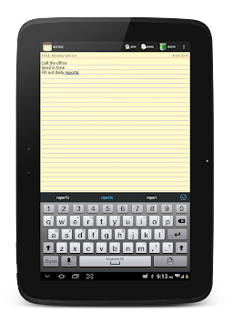 NOTES APK screenshot thumbnail 11