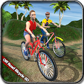 Uphill Bicycle Rider Offroad APK for Lenovo
