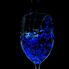 Its Water by Amitaesh Theva - Artistic Objects Glass