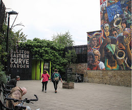 Restaurants and Cafes in Hackney
