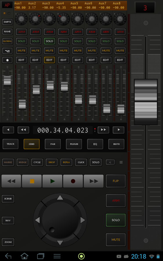 TouchDAW Screenshot 11