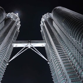 Petronas Towers by Lolit Whorlow - Buildings & Architecture Other Exteriors