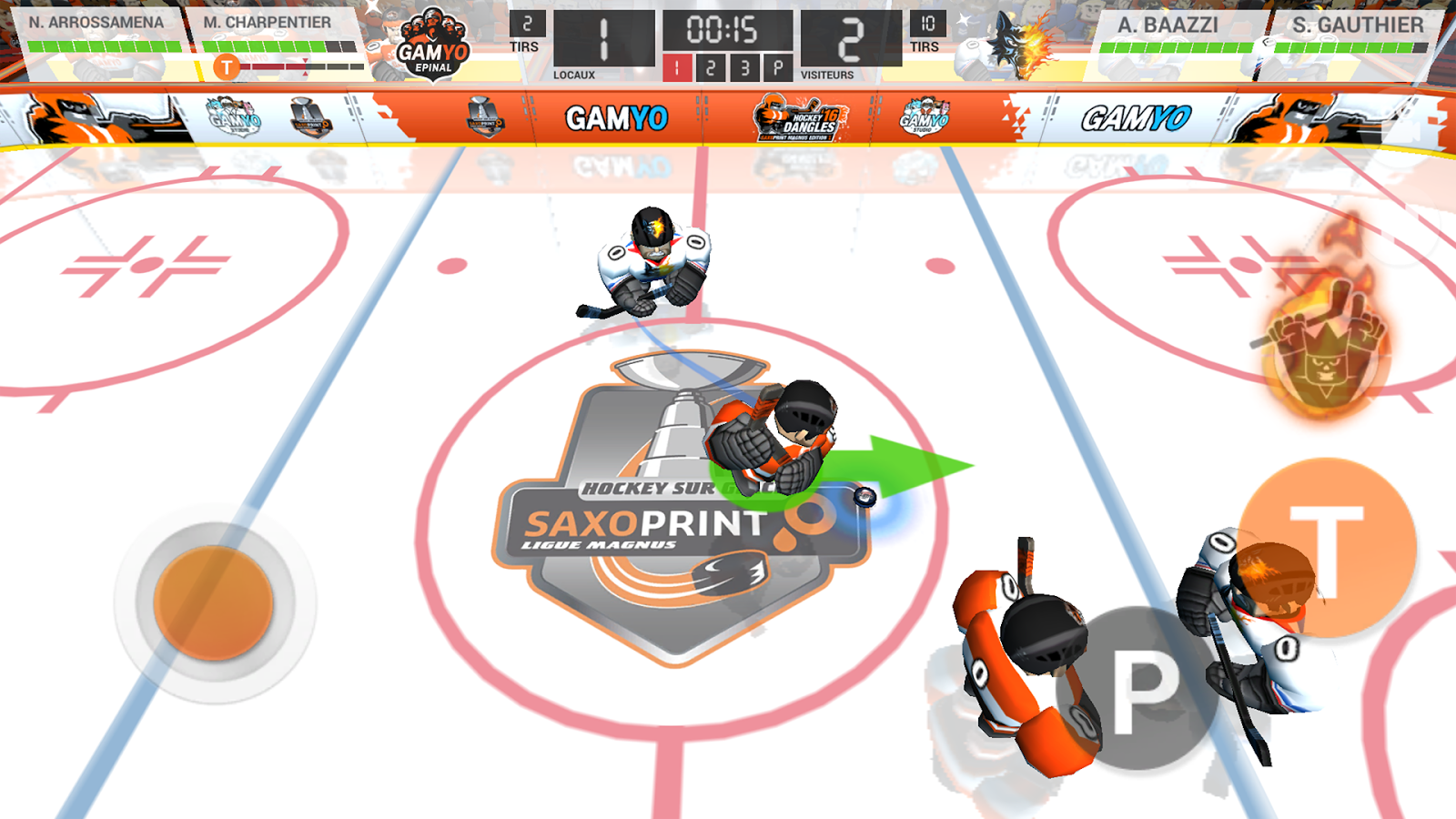 Hockey Dangles'16 Magnus Screenshot 5