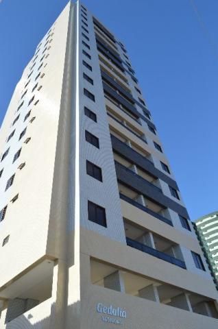 Apartamento com 2 dormitórios para alugar, 74 m² por R$ 1.100,00/mês - Bessa - João Pessoa/PB
