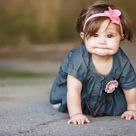 Piper by Tony Bendele - Babies & Children Child Portraits ( child, happy, children, smile, people, portrait )