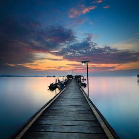 ::. Blue Water .:: by Echi Amenk Fariza - Nature Up Close Water