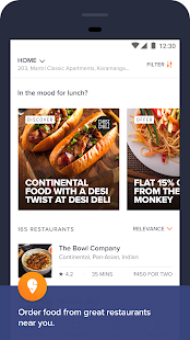 App Swiggy Food Order & Delivery APK for Kindle