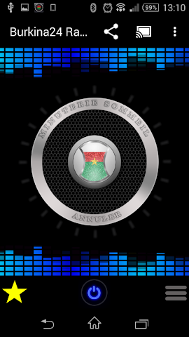 android Burkina Faso Radio Stations Screenshot 5