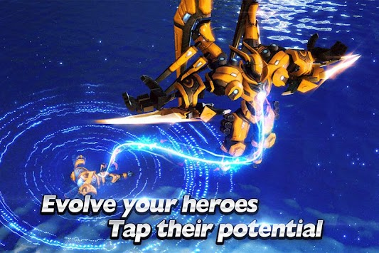 Magic Legion - Hero Legend APK screenshot thumbnail 5