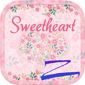 Sweet Heart Theme-ZEROLauncher