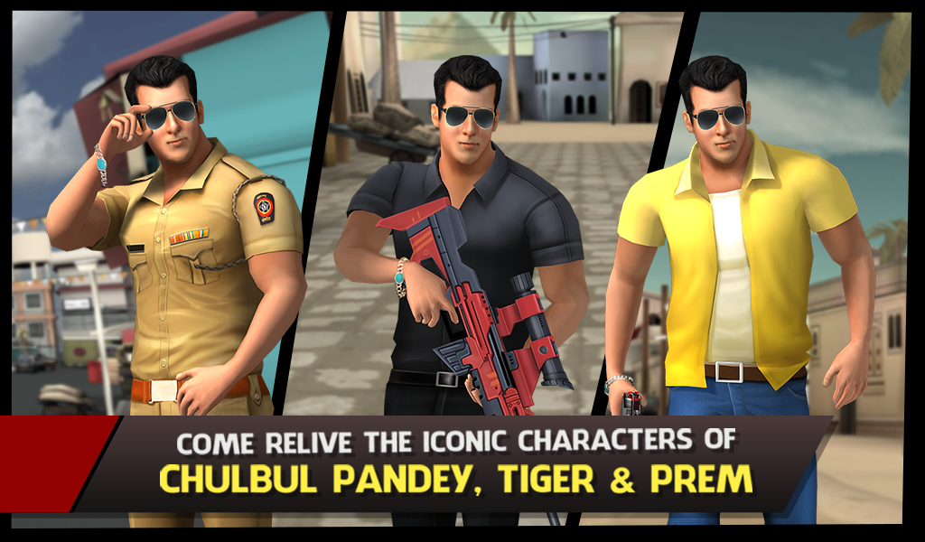 Being SalMan:The Official Game Screenshot 11