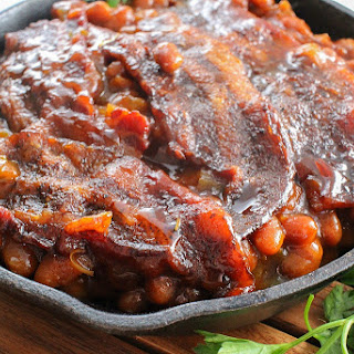 Pork And Beans Baked Beans Brown Sugar Recipes