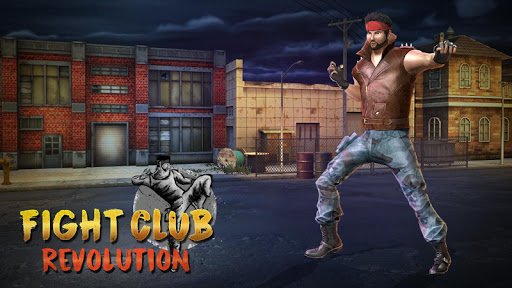 Fight Club Revolution Group 2 - Fighting Combat For PC