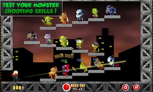 Monster Smash Squ - screenshot