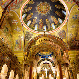 St Louis Basilica by Majid Uppal - Buildings & Architecture Places of Worship