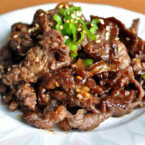 Korean Fire Meat (Bulgogi)