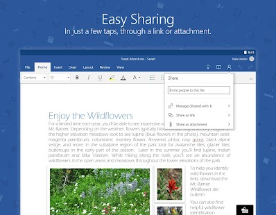 App Microsoft Word APK for Windows Phone