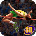 High Jump Contest Athletics APK for Bluestacks