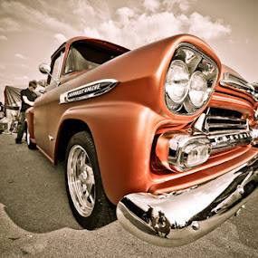 Oldtimer by Lovro Konjedic - Transportation Automobiles ( old car )
