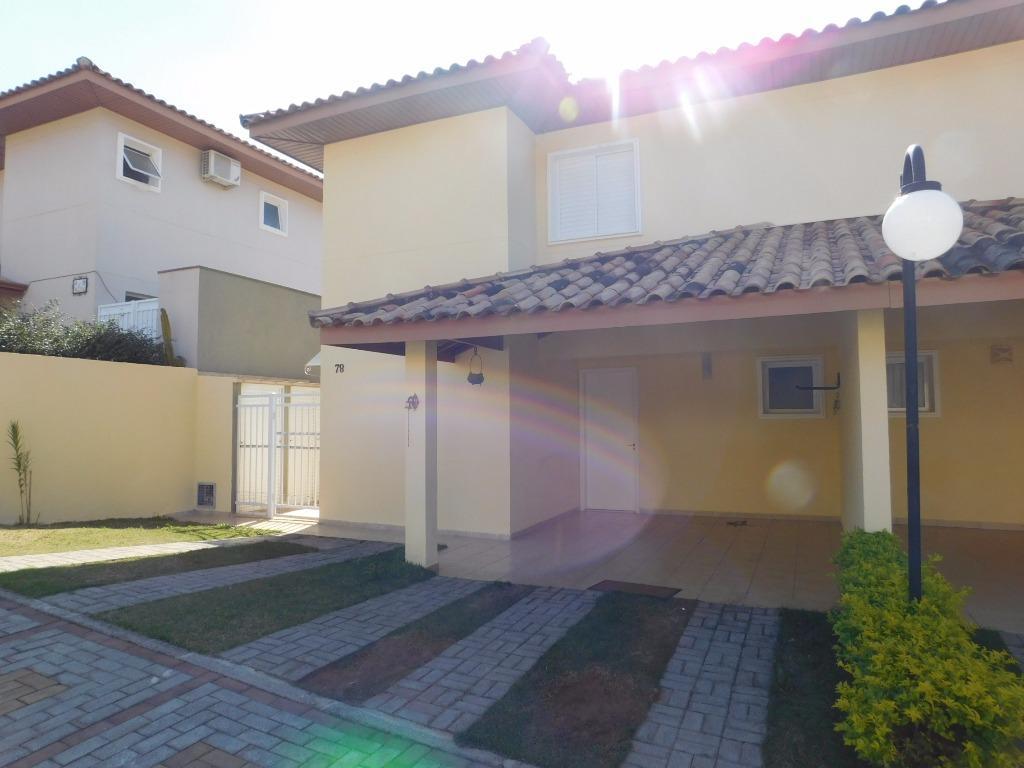 [Casa para locação, EcoVillage II, Jundiaí - CA1148.]