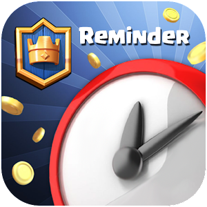 Reminder for Clash Royale Icon