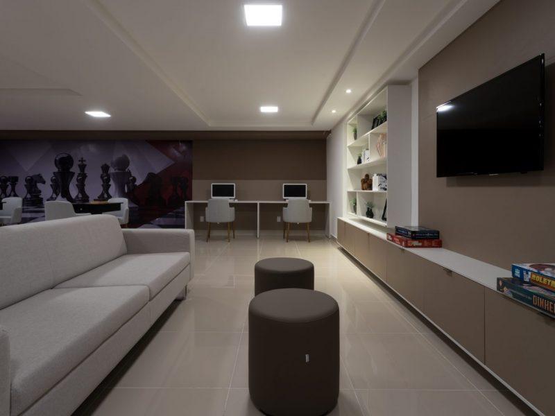 Apartamento com 2 dormitórios à venda, 62 m² por R$ 420.000,00 - Manaíra - João Pessoa/PB