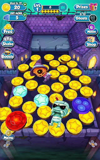 Coin Dozer: Haunted Ghosts screenshot 21
