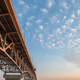 by Teena Emerson - Buildings & Architecture Bridges & Suspended Structures
