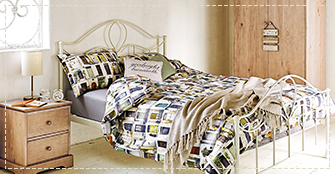 Shop bed frames and read our guide to bedroom furniture now at George.com