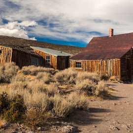 by Boštjan Rakovec - Buildings & Architecture Decaying & Abandoned ( zda, mammoth lakes, hisa, boulder )