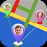 Friend Finder: GPS Locator Icon