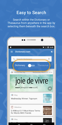 Dictionary.com screenshot 1