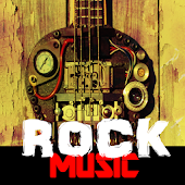 Rock Music and wallpaper App
