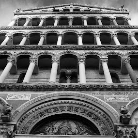 by Xianwen Xu - Buildings & Architecture Public & Historical ( pisa, 2016, buildings, italy, leica )