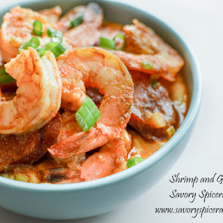 Cajun Shrimp With Grits Recipes
