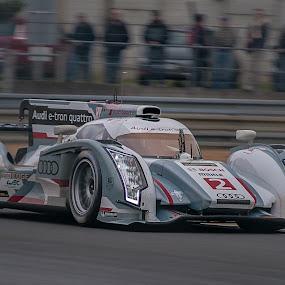 24 H du Mans 2013 by Pascal Aunai - Sports & Fitness Motorsports ( audi, corvette, mulsanne, ferrari, arnage, toyota, aston martin, endurance, hunaudieres, 24h du mans, le mans, motorsport, porshe )