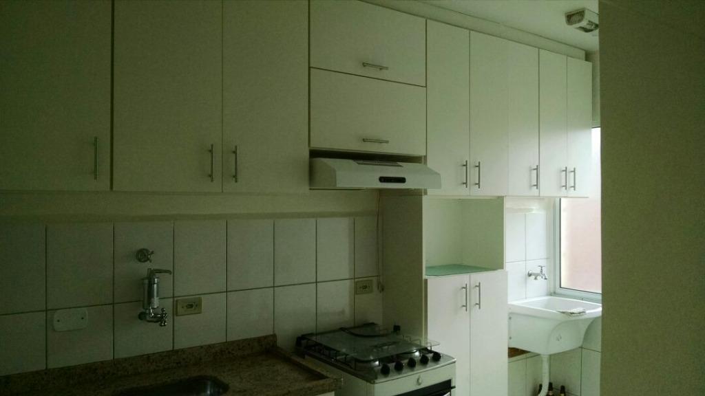 Apartamento 2 Dormitórios, Condominio Fechado, Carapicuiba