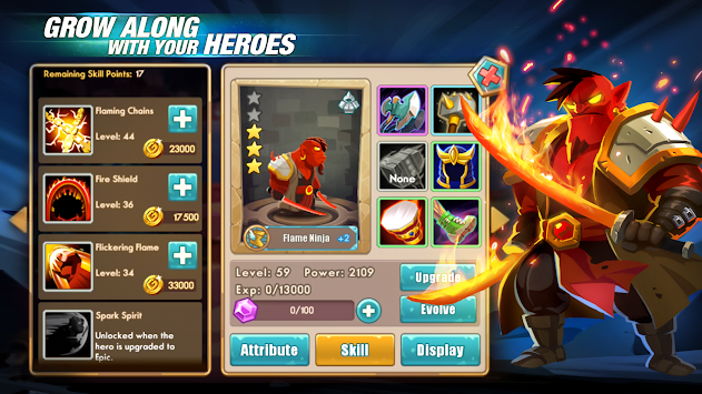 We Heroes - Born To Fight APK screenshot thumbnail 11