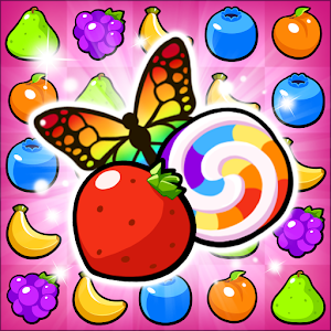 Fruits POP - Jungle Adventure Released on Android - PC / Windows & MAC
