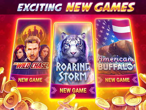 GSN Casino Slots: Free Online Slot Games screenshot 14