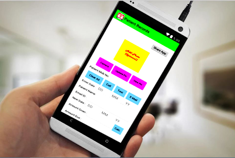 Patient Management screenshot for Android