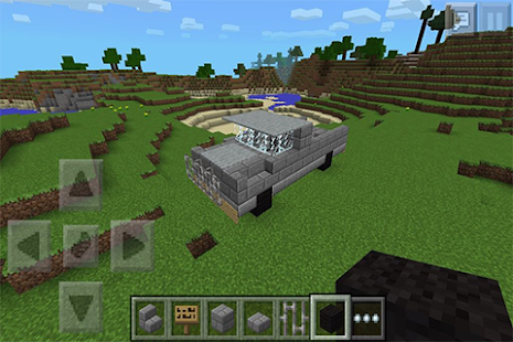 New CAR MODS FOR MCPE - screenshot