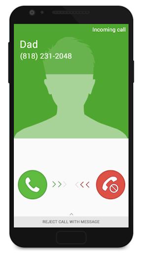 Fake Call 3 screenshot 5