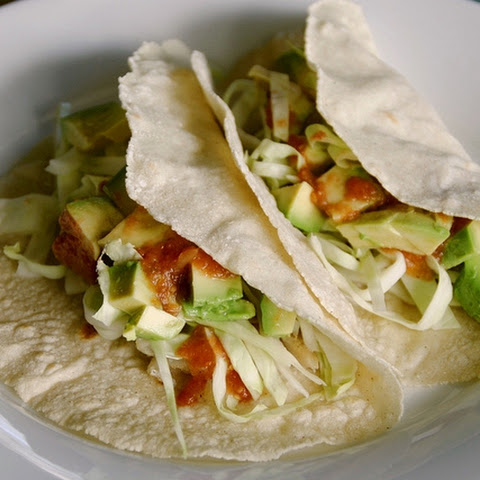 Fresh Baja Fish Tacos