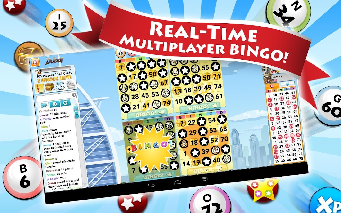 Bingo Blitz: Bingo+Slots Games Screenshot 1