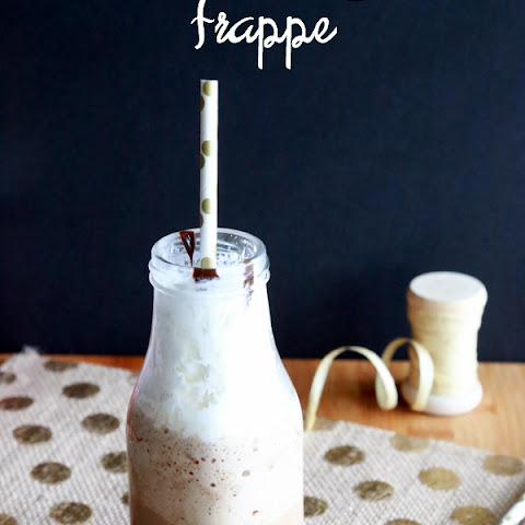 Hot Fudge Frappe