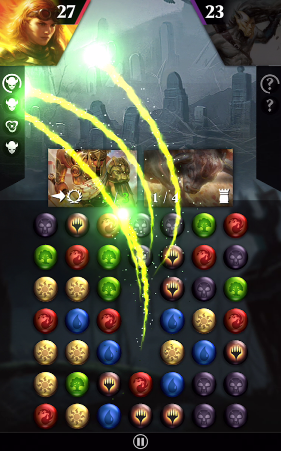 Magic: Puzzle Quest Screenshot 17