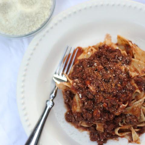 North Italian Meat Sauce (Ragu Bolognese) Rezept | Yummly
