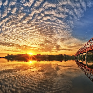 Punggol Waterfront Sunrise SMALL.jpg