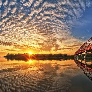 Punggol Waterfront Sunrise SMALL.jpg